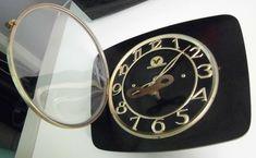 Pendule Formica Super Quinze Coq - mécanisme à clef - 50's 60's - vintage clock | eBay Coq, Ebay, Pendulum Clock