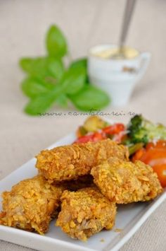 Aripioare de pui crocante – KFC style via @casutalaurei Chicken Steak, Fried Chicken, Tandoori Chicken, Kfc, My Favorite Food, Favorite Recipes, Cooking Recipes, Healthy Recipes, Healthy Food