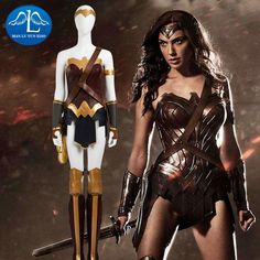 Wonder Woman Costume Halloween Carnival Cosplay Costume For Women