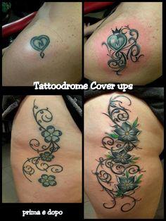 Tattoodrome Cover ups 👍👍👍👍