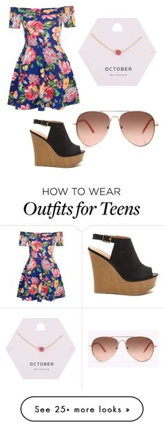 """""""d"""" by ojs7917 on Polyvore featuring New Look and Miss Selfridge"""