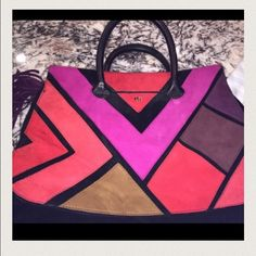 Henri Bendel Gorgeous bag! 100% authentic! Great condition . No refunds henri bendel Bags