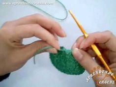 Como Arrematar o Fio de Crochê