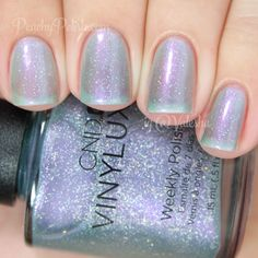 CND VINYLUX Dazzling Dance | Holiday 2014 Gilded Dreams Collection | Peachy Polish