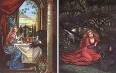 Old Wives Tales: an exhibition of women's fairy tale art, old and new—Winter 2006, Journal of Mythic Arts, Endicott Studio