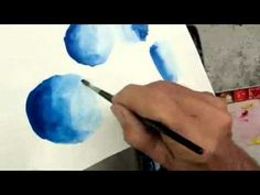 Lesson 12 / Controlling your brush in Watercolor / Stan Miller
