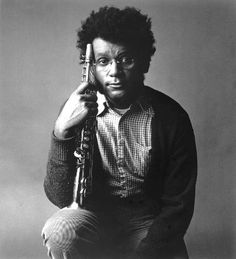 Seated portrait of African-American jazz saxophonist Anthony Braxton Get premium, high resolution news photos at Getty Images Clarinet Pictures, William Claxton, Francis Wolff, Jazz, Sax Man, Recital, Studio Portraits, Biography, Decir No