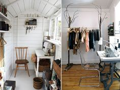 sewing spaces inspiration