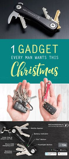 Unique Gadget That Every Man Wants This Christmas