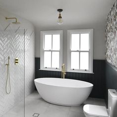 Wet Room Bathroom, Upstairs Bathrooms, Large Bathrooms, Family Bathroom, Best Bathroom Tiles, Master Suite Bathroom, Master Bath Shower, Bathroom Storage, Understairs Bathroom