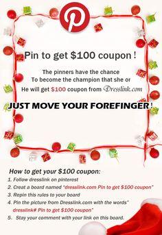 join us,win 100 dollars !