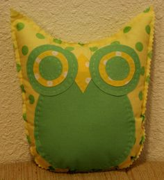 Zoo Baby Owl Friend by makemorefriends on Etsy, $20.00