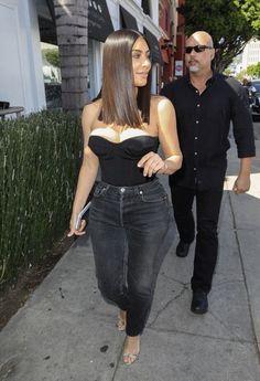 kardashianprincess: March 30th 2017 Kim out in LA