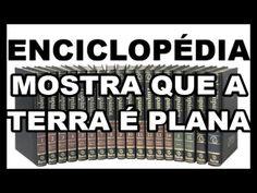 TERRA PLANA - ENCICLOPÉDIA AMERICANA MENCIONA UM DOMO NA ANTÁRTIDA