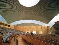 SA - Salamanca - Navarro Baldeweg - Palacio de Congresos (1992)
