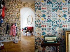 josef frank wallpaper