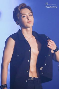 minseok / exo // how about nOOO <-----When you want to remind other that your not the maknae