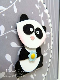Sunshine Panda (Stampin' With Di)