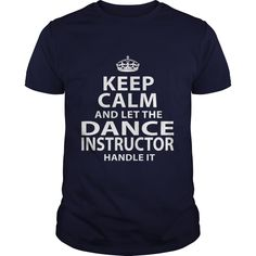 DANCE INSTRUCTOR T-Shirts, Hoodies. GET IT ==►…
