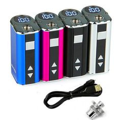 Hot Sale! Authentic Eleaf Mini iStick 10W battery kit with USB Cable US Stock
