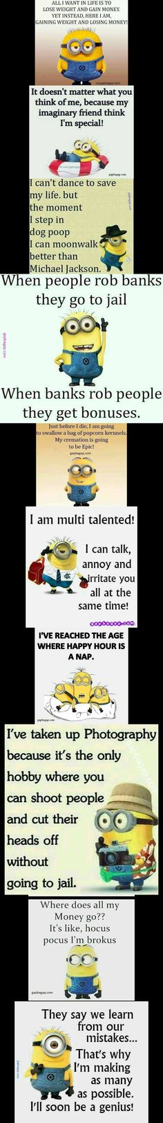 Top 10 Funniest Memes By The #Minions