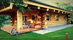 Naturstammhaus auf der Insel Usedom nah an der Ostseesparen25.com , sparen25.de , sparen25.info