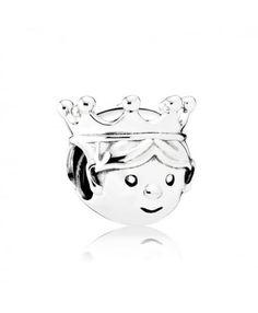 Pandora Precious Prince Charm