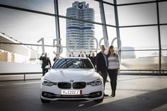 150,000th car delivered at BMW Welt. An American woman is the lucky owner /INS. Munich. Friday 11th of December was a special day at BMW Welt as a lucky customer collected the 150,000th car to be handed over since BMW Welt was opened in 2007. The new owners, Shannon and Jared Lantzy, made the journey all the way from Silver Spring in Maryland, USA, especially to pick up their BMW 328i xDrive Touring. Following the actual handover the couple were given exciting insights into the BMW Group on…