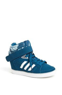 adidas 'Amerlight' Wedge Sneaker (Women) available at #Nordstrom