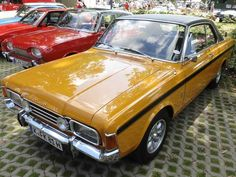 Ford 17 M RS