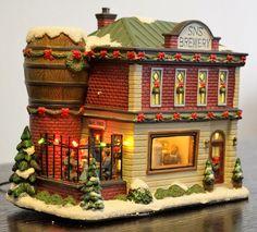 $50, St Nicholas Square Christmas Village SNS BREWERY