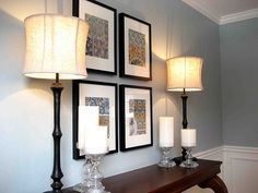 Benjamin Moore - Iced Marble (blue-gray) paint color Maybe a color for the boys room. If we find a house.