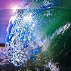 captured w/  Surfing Photos, Water Art, Timeline Photos, Ocean Waves, Feng Shui, Around The Worlds, Photo And Video, Artist, Instagram Posts