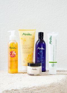 Melvita - Les louves  Brand Content sur Les nouveaux rituels de beauté Creme Anti Age, Vodka Bottle, Shampoo, Personal Care, Content, Drinks, Beauty, Honey, Organic Beauty