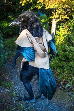 Хороший костюм на Хэллоуин полностью сделан вручную.. костюм, фото, ручная работа