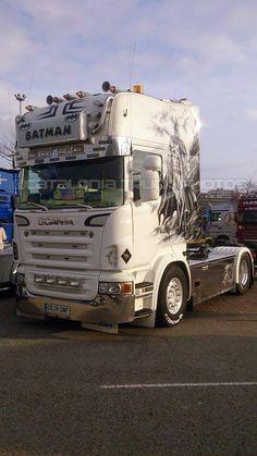 """Scania """"BATMAN"""""""