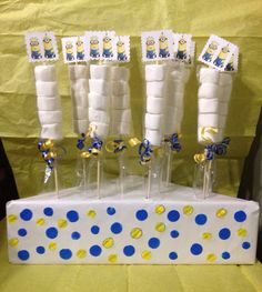 Despicable Me Favors  Minions Party Favors by FantastikCreations, $1.00