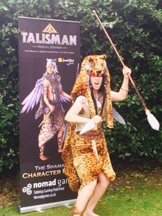 The Shaman comes alive from the Talisman board, thanks to Jess our Cos Play genius. Cos Play, Warhammer 40k, Fantasy Characters, Card Games, Fun Stuff, Competition, Princess Zelda, Digital, Board