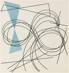 [New] The 10 Best Art (with Pictures) - Artwork by Sophie Taeuber-Arp Plate from 5 Constructionen 5 Compositionen 1941 MoMA Collection Check out the link in our bio for more info about the work and our earrings she has inspired . Action Painting, Figure Painting, Abstract Drawings, Abstract Art, Sophie Taeuber Arp, Dada Artists, Women Artist, Hans Richter, Hans Arp