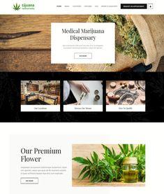 Tijuana - ModelTheme Medical Marijuana, Wordpress Theme, Wordpress Template