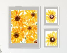 Instant Download Printable Art for the modern home. by Gallery7A