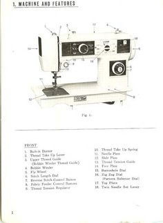 Morse 5400 Sewing Machine Instruction Manual.  Manual includes:  * Machine and features. * Needle and thread size. * Winding bobbin. * Threading machine. * Adjusting fabric feeders. * Stitch patterns. * Cleaning shuttle and oiling machine. * Much more!  34 page owners manual.  Model: Super Deluxe Zig Zag.