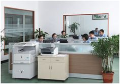 Equipment and Environment-CIXI YUANHENG PACKING CONTAINER CO.,LTD. Office Environment, Cosmetic Packaging, Engineering, Container, Packing, Kitchen, Home Decor, Bag Packaging, Cooking