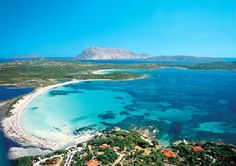 San Teodoro, Sardinia. This region of Italy is moored in the bluest waters of the Mediterranean. It boasts superb diving spots and a host of Roman ruins, as well as some of the most memorable cuisine in southern Europe.