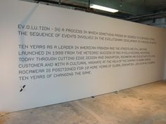 Interior Vinyl Wall Sign NYC Indoor Vinyl Wall Sign NYC We - Custom vinyl decals nyc