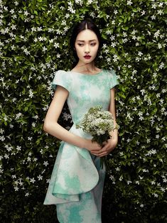 The Petals by Zhang Jingna l #fashion #photography