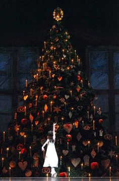 The Nutcracker Christmas Tree