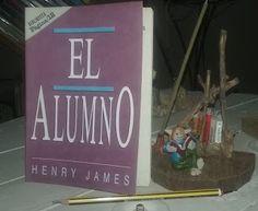 Páginas Colaterales: El alumno. Henry James
