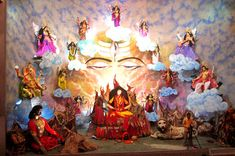 9 forms of Durga