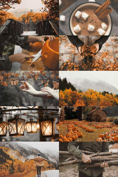 Wallpaper autumn aesthetic 63 ideas for 2019 Autumn Cozy, Autumn Feeling, Autumn Witch, Autumn Tea, Fall Pictures, Fall Photos, Collage Pictures, Fall Images, Halloween Pictures